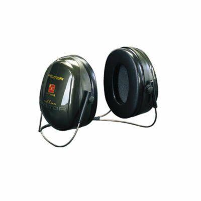 Fülvédő, 32112, Peltor Optime II, nyakszirtpántos, 31 dB