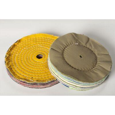 Rongykorong, sűrűn varrott, színes, 150 mm