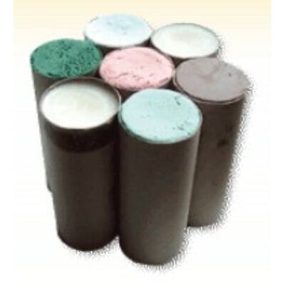 Polírpaszta, papírhengerben, 1,4 kg, inox, fehér