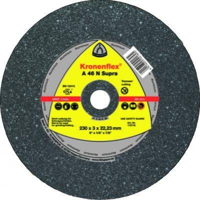 Darabolókorong, Klingspor, A24 R, alumínium, 230 x 3,0 x 22,1 mm