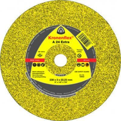 Darabolókorong, Klingspor, acél, KT EXTRA, 115 x 2,5 x 22,2 mm