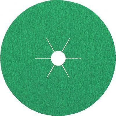 Rotasmirg tárcsa, Klingspor, CS570, inox, 125 x 22, K 120