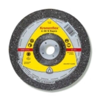 Tisztítókorong, Klingspor, AL24, alumínium, 125 x 6 x 22,2